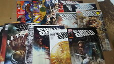 from Avengers Comic lot fury 1995 1-4 shield 1-4 2011 1-6 2010 vf+ bagged