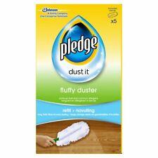 2 x Pledge Fluffy Duster Refill (5 per pack)