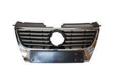 GRILL GRILLE CHROME HIGHLINE 540x125 FOR VW PASSAT B6 3C 3B6 05-10