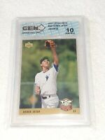 Derek Jeter RC 1993 Upper Deck #449 New York Yankee HOF Rookie GEM MINT 10