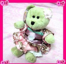 Starbucks Sakura Cherry Blossom Kimono Bearista 100th Ed. Bear~Japan 2011~NWT