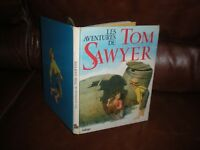LES AVENTURES DE TOM SAWYER  EDITIONS ODEGE 1968 ILLUSTRATIONS SANI - MARK TWAIN