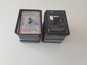 Star Wars CCG A New Hope Complete Set plus Extras! - Decipher Black Border