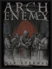 ARCH ENEMY - Patch Aufnäher - War eternal 10x8cm