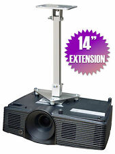 Projector Ceiling Mount for Optoma EH341 GT1070X GT1080 H112e H182X HD141X HD26