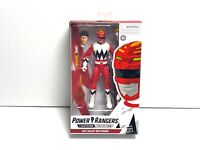 "Hasbro Power Rangers 6"" Scale Lightning Collection Lost Galaxy Red Ranger"