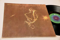 JOHN COLTRANE LP THE OTHER VILLAGE VANGUARD TAPES ITALY 1977 EX TOP JAZZ GATEFOL