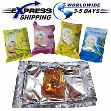 New 1 Box Contain 12 Sweet Packets Sugaring Sugar Wax Hair Removal 100% Natural