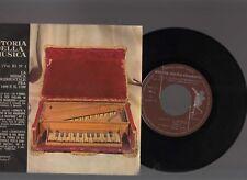 storia della musica disco 33 volume II° numero 1 - la musica strumentale 1600-7