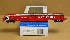 "Bachmann Silver Series 71907 HO CP Rail 50'6"" gondola w/crushed cars, 10% OFF"