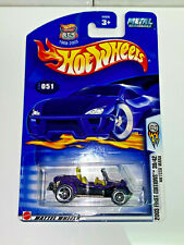 2003 Hot Wheels 2003 First Editions 39/42 Meyers Manx Collector #051 NIP