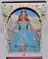 NIB-2006 ETHEREAL PRINCESS BARBIE DOLL-PINK LABEL-JEWELED TIARA,RENAISSANCE GOWN