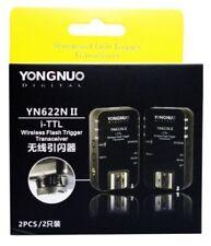 Yongnuo Radio Trigger Wireless ITTL Flash Trigger set YN-622N For Nikon Camera