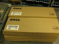 Lot of 10 NEW Dell 6W54G ** French Canadian** Black USB Slim Keyboards KB113P