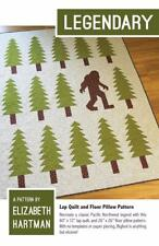 Legendary Quilt Pattern ~ Bigfoot ~ by Elizabeth Hartman ~ 2 sizes