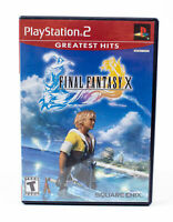 PlayStation 2 (PS2): Final Fantasy X - Greatest Hits | COMPLETE