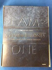 Game of Thrones: The Complete 6th Season (DVD, 2016, 5-Disc Set)-1826-300-017