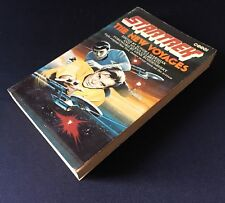 STAR TREK The New Voyages - CORGI 1st Edition 1976 - Culbreath Marshak