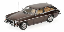 #100171615 - Minichamps VOLVO P1800 ES - 1971 - BROWN METALLIC - 1:18