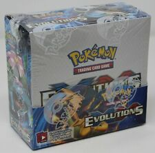 XY Evolutions - Pokemon CCG Factory Sealed Booster Box