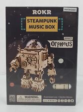 New ListingRokr Steampunk Music Box