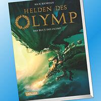RICK RIORDAN   HELDEN DES OLYMP (Band 5)   DAS BLUT DES OLYMP (Taschenbuch)