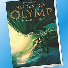 RICK RIORDAN %7c HELDEN DES OLYMP (Band 5) %7c DAS BLUT DES OLYMP (Taschenbuch)