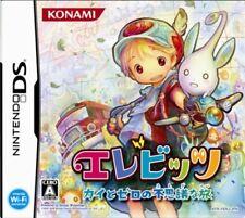 USED Nintendo DS Elebits: Adventures of Kai & Zero game soft