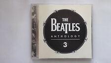 "THE BEATLES ""ANTHOLOGIE 3"" CD 5 TITRES PROMO RARE RARE"