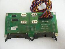 NIKON A-23-I/F 4S005-301 PC BOARD PCB