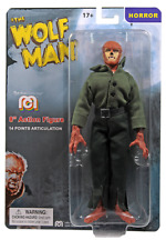 Mego Horror Wave 12 - Universal Monsters Wolfman 8