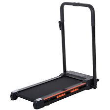 Elektrisch Laufband mit LCD Display Faltbares Fitnessgeräte 1-6Km/h Stahl