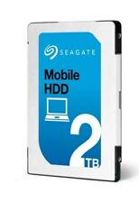 "2000 GB SATA Festplatte | 2,5"" 7mm |  Seagate Mobile HDD| 6Gb/s | NEU"