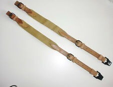 GERMAN ARMY WW2 HOT FOOD CARRIER ESSENTRAGER STRAP SET mkd Czech made