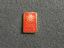1988 Calgary Winter Olympic Collectible  Pin
