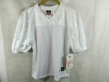 Alleson Athletic Training Jersey Youth S/M White Football Soccer Rugby New