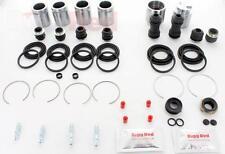 ANTERIORE e posteriore Pinza freno Kit riparazione completo per Toyota MR 2 1992-2000 (* FK 13 *)