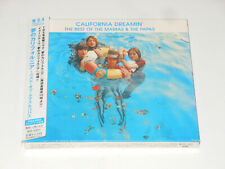 The Mamas & The Papas - JAPAN CD - California Dreamin' - The Best Of