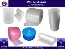 Bubble Wrap Roll Small Large Clear Pink Blue 300 500 600 750 1000/1m 1200 1500MM