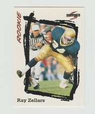 Ray Zellars Saints 1995 Score Rookie #244