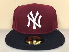 Brand New New Era 7 7/8 New York Yankees  Fitted Hat