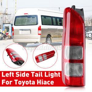 LH LHS Left Rear Tail Light Lamp For Toyota Hiace HiAce/Commuter Van 2005-2019