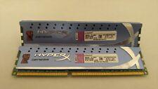 Kingston HYPER X GENESIS 4GB Kit (2X2GB) 1600MHz DDR3 non-ECC CL9 DIMM Memory