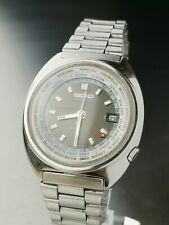 Seiko Vintage 6117 6400 WORLD TIMER From AUGUST 1974 - PLEASE READ DESCRIPTION