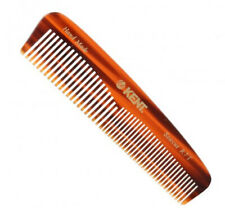 Kent R7T Handmade 130mm Medium Coarse Fine Toothed Pocket Comb