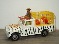 Land Rover Lions of Longleat - Corgi Toys Giftset 8 England *35571