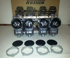 KEIHIN 33mm CR ROUND SLIDE CARBS CARBURETORS Z1 KZ900 KZ1000 KZ650 SMOOTHBORE
