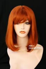 Copper COSPLAY Theater Mari Gras Clubing animation Halloween WIG GG