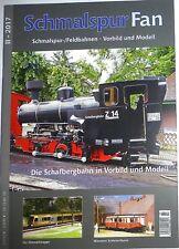 II 2017 Schmalspur Fan Feldbahnen Vorbild Modell µ *