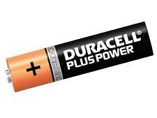 Duracell-célula AAA repuesta Plus Power baterías Pack De 4 ro3a/lr0-s3584